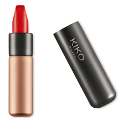 Son Kiko Matte Velvet Passion Màu 311 Poppy Red