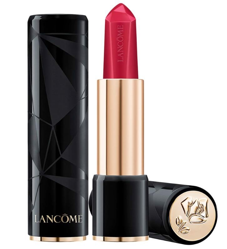 Son Lancome L'Absolu Rouge Ruby Cream Long-Lasting Lipstick 364 Hot Pink Ruby ( Vừa Ra Mắt)