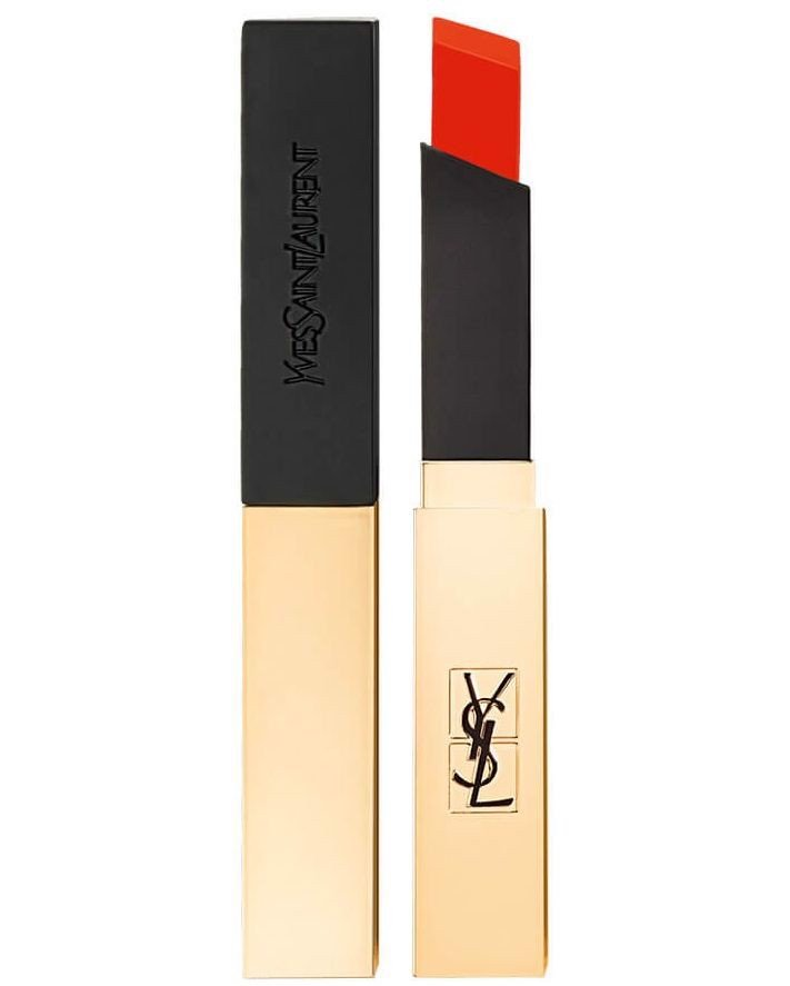 Son YSL Rouge Pur Couture The Slim Màu 02 Strange Orange