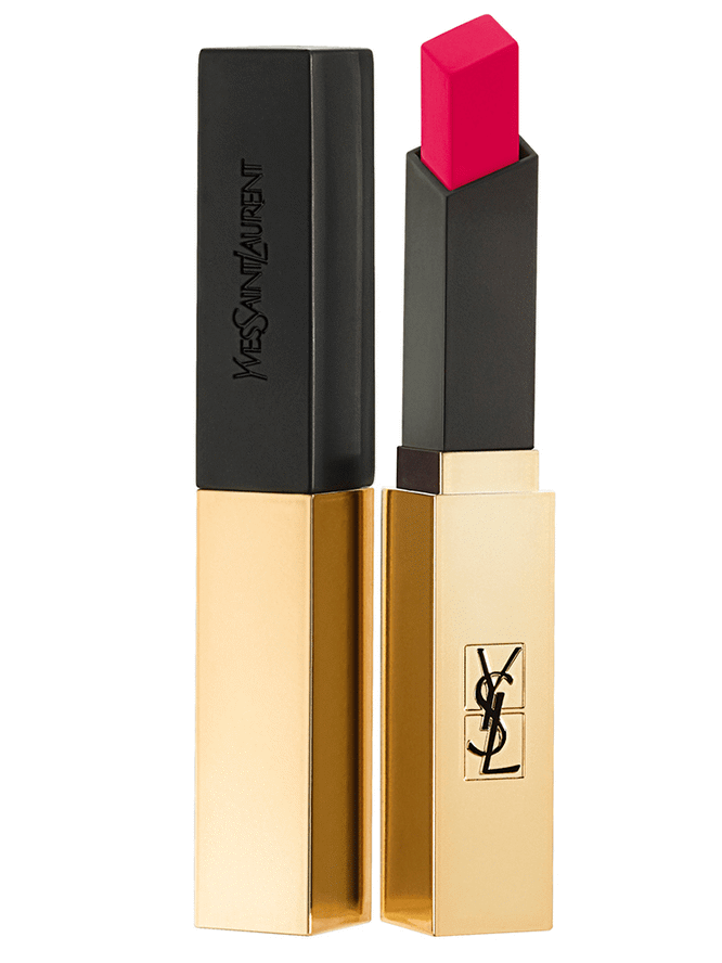 Son YSL Rouge Pur Couture The Slim Màu 14 Rose Curieux