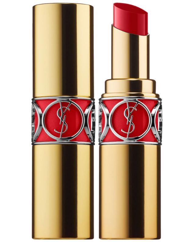 Son YSL Rouge Volupté Shine Màu 04 Rouge Ballet