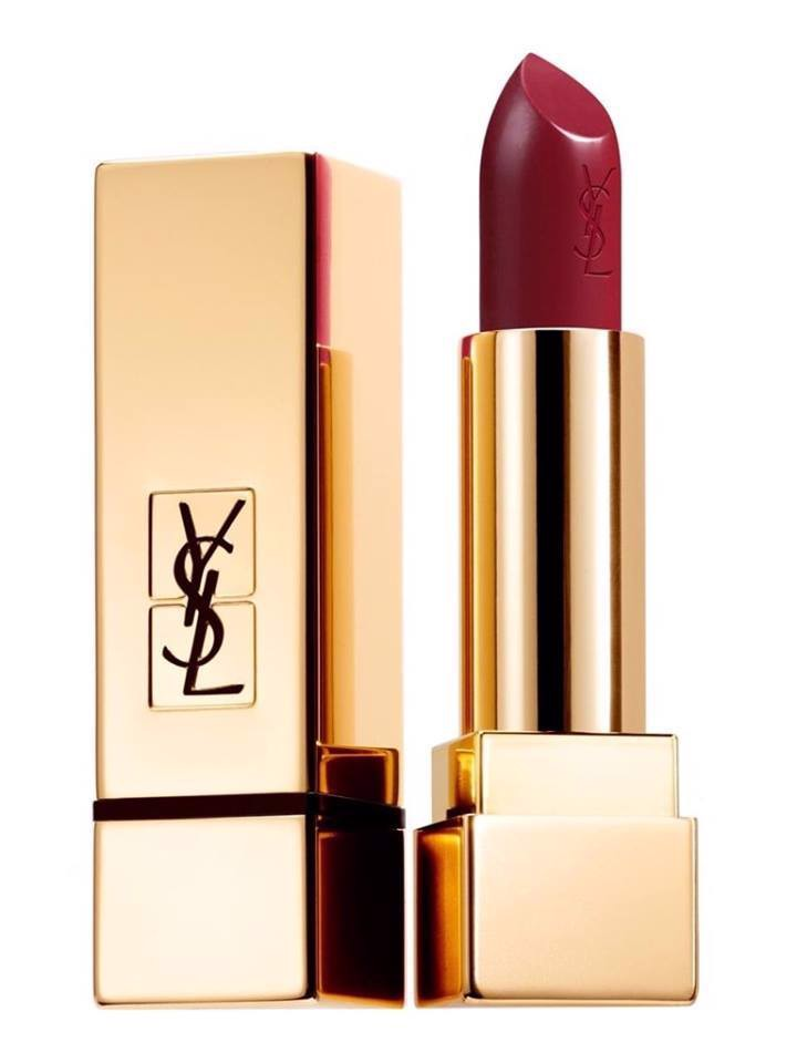 Son YSL Rouge Pur Couture Màu 71 Black Red