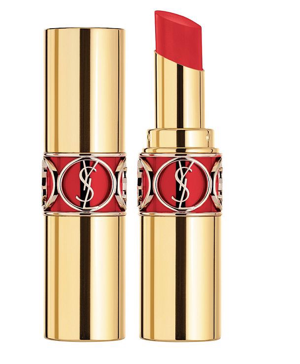 Son YSL Rouge Volupté Shine Màu 81 Coral Aviator