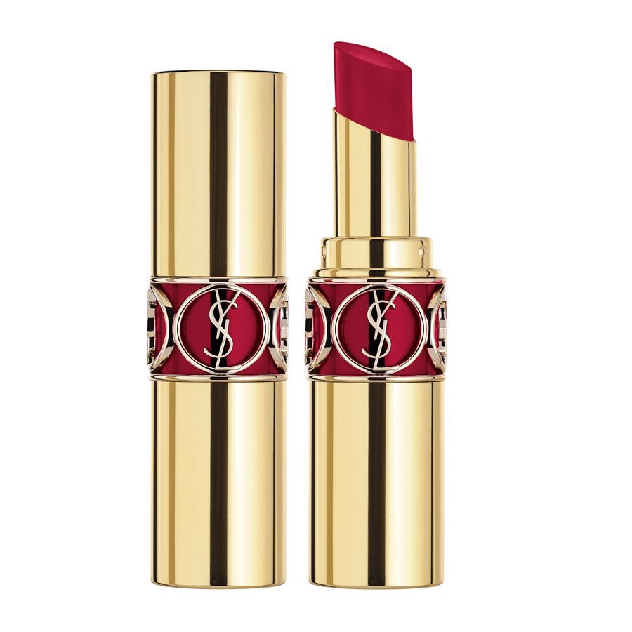 Son YSL Rouge Volupté Shine Màu 83 Rouge Cape