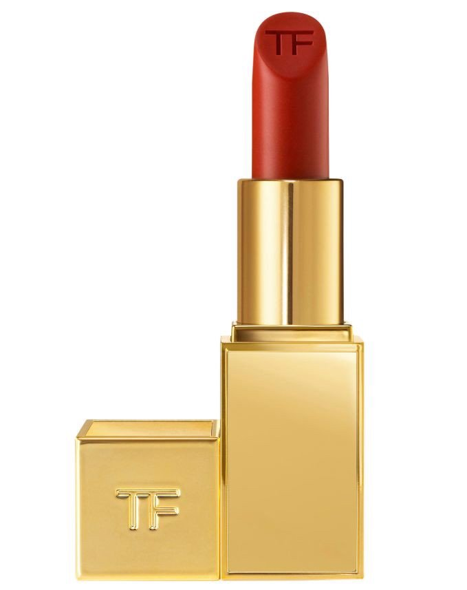Son Tom Ford 16 Scarlet Rouge 24K Gold Lip Color