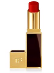 Son Tom Ford Lip Color Satin Matte Màu 12 Scarlet Leather