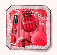 Bộ Sản Phẩm Victoria's Secret Bombshell Intense The Perfect Gift Fragrance ( X'mas 2019)