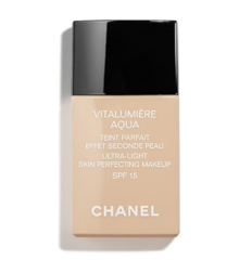Kem Nền Chanel Vitalumiere Aqua  UltraLight Skin Perfecting Makeup SPF 15