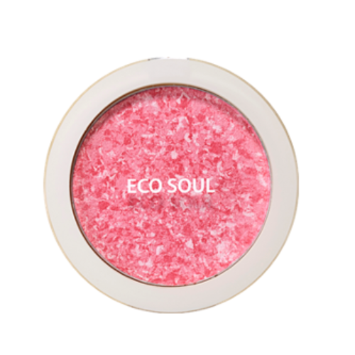 Má Hồng The Saem Eco Soul Carnival Blush