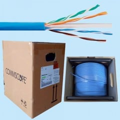Cáp CAT6 4UTP AMP CommScope