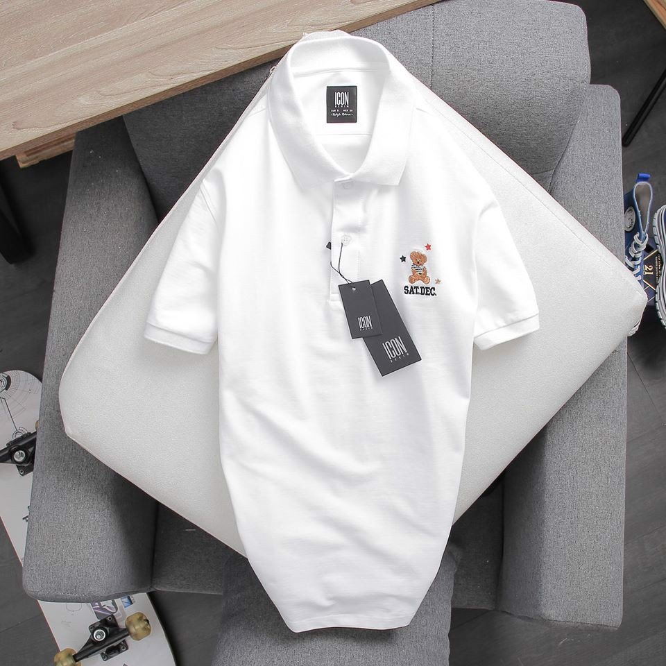 Polo ID Teddy Thêu