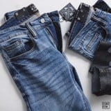Jeans D.P Flaming Fire