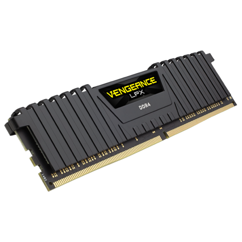 (8GB DDR4 1x8G 3200) RAM Corsair Vengeance LPX CL16-20-20-38