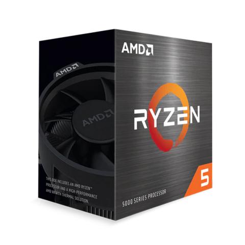 CPU AMD Ryzen 5 5600G (3.9GHz Upto 4.4GHz / 19MB / 6 Cores, 12 Threads / 65W / Socket AM4)