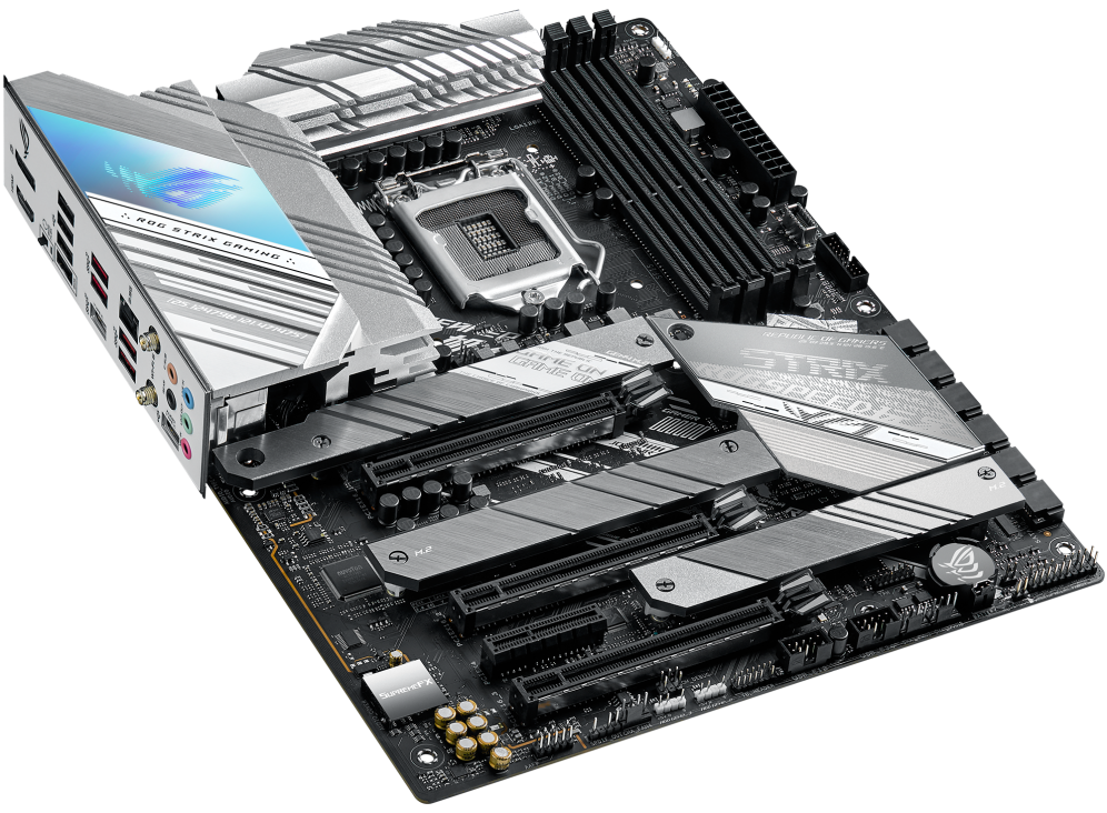 GEARVN.COM - Mainboard ASUS ROG STRIX Z590-A GAMING WIFI