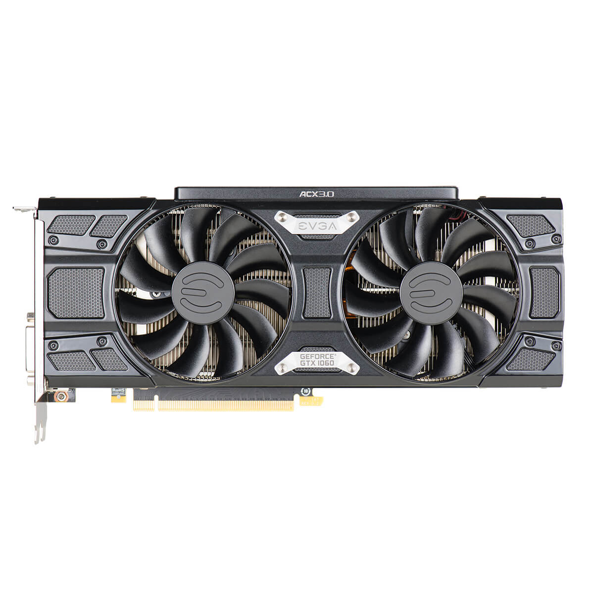 EVGA GeForce GTX 1060 SSC GAMING 6GB GDDR5