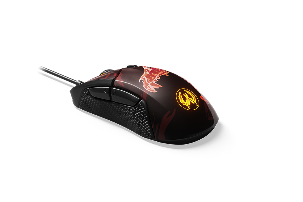 SteelSeries Rival 310 Howl