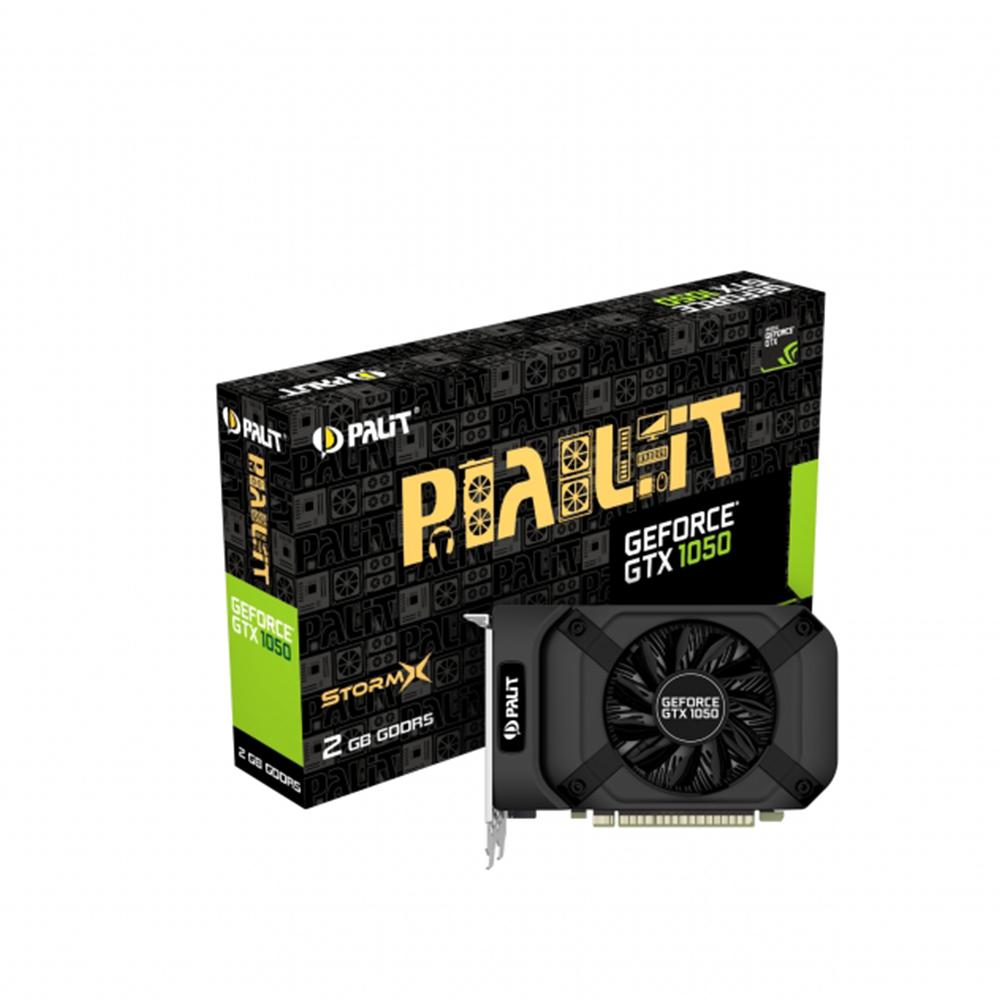 Palit GeForce®GTX 1050 StormX