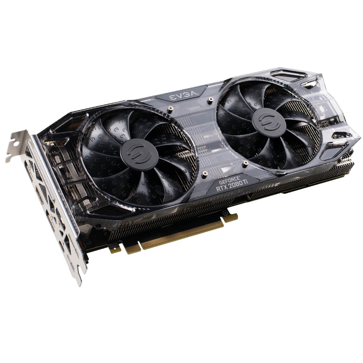 EVGA RTX 2080 Ti BLACK EDITION GAMING 11GB GDDR6