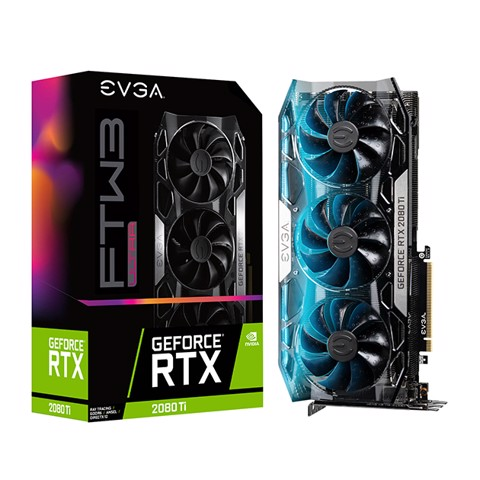 EVGA GeForce RTX 2080Ti FTW3 GAMING