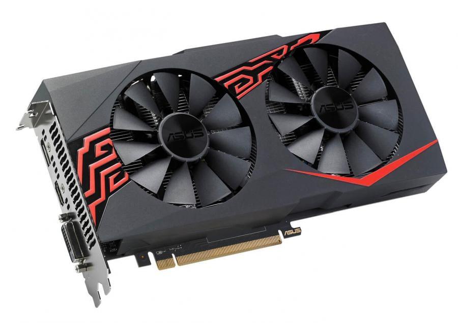 ASUS EXPEDITION RADEON RX 570 OC EDITION 4GB