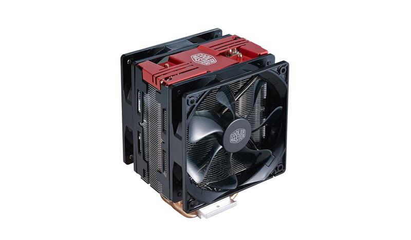 Tản nhiệt CPU COOLER MASTER Hyper 212 Turbo RED
