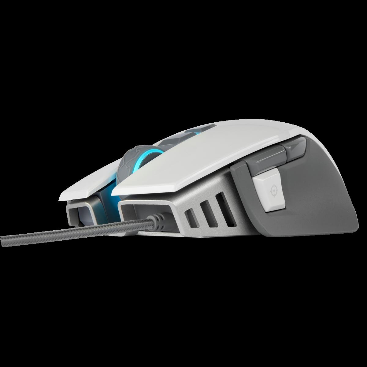 Chuột Corsair M65 RGB Elite - White