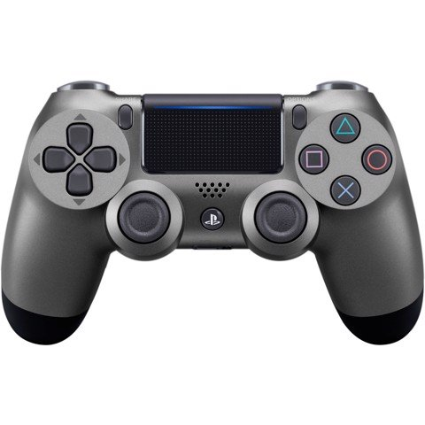 Tay cầm Sony PS4 Dualshock Steel Black