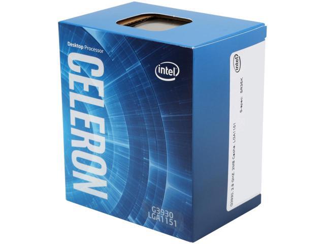 Intel Celeron G3930 / 2M / 2.9GHz / 2 nhân 2 luồng