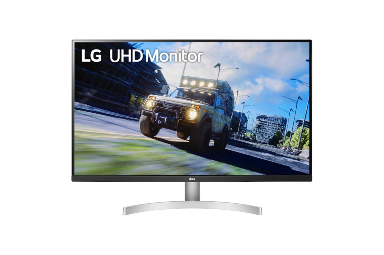 """Màn hình LG 32UN500-W 32"""" 4K HDR 10 MaxxAudio"""