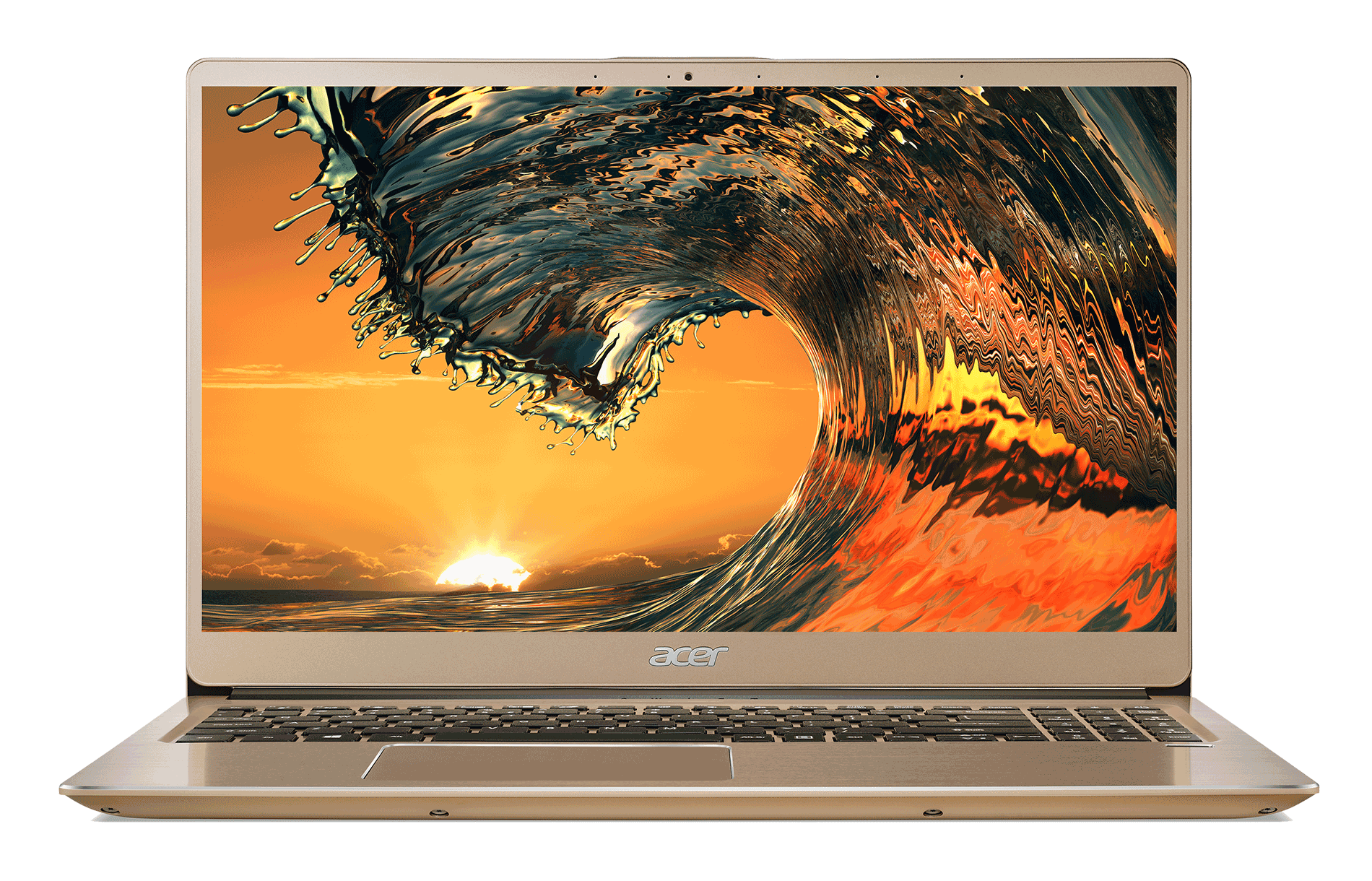 Laptop Acer Swift 3 SF315-52G-58TE Vàng