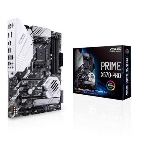 ASUS PRIME X570-PRO (AMD Socket AM4)