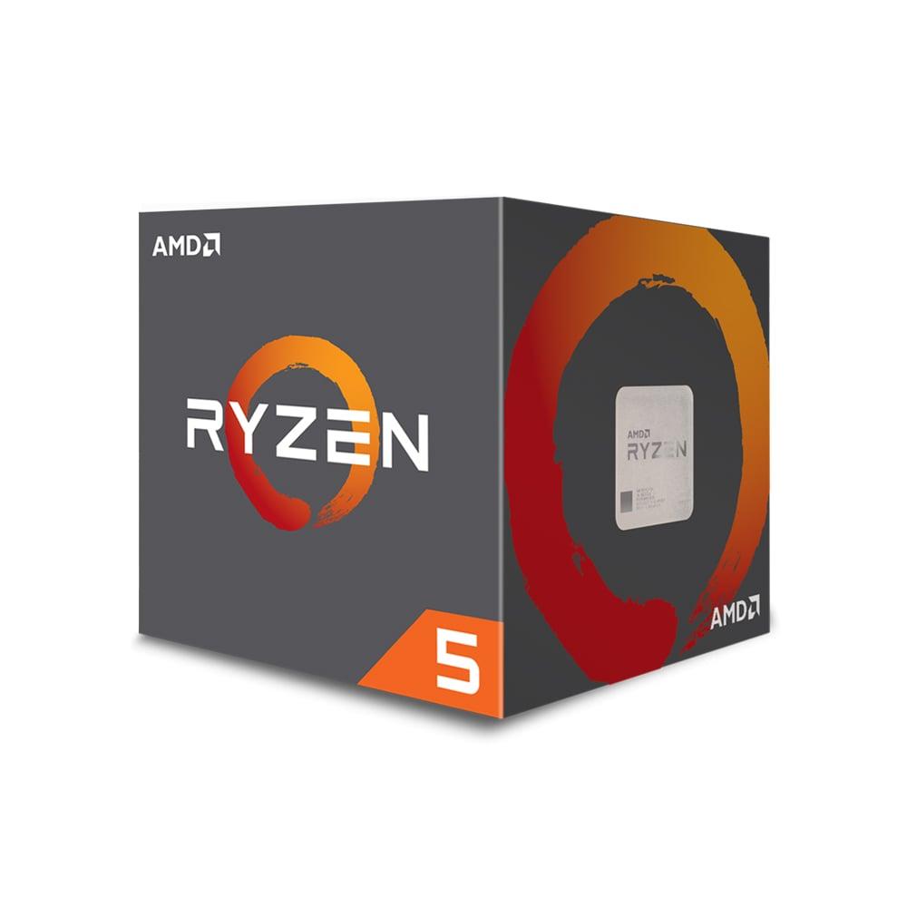 AMD Ryzen 5 1600X / 6 nhân 12 luồng / 3.6GHz / 16M / SK AM4