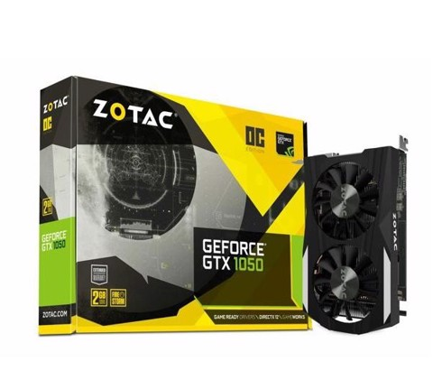 Zotac GeForce® GTX 1050 2GD5 128bit