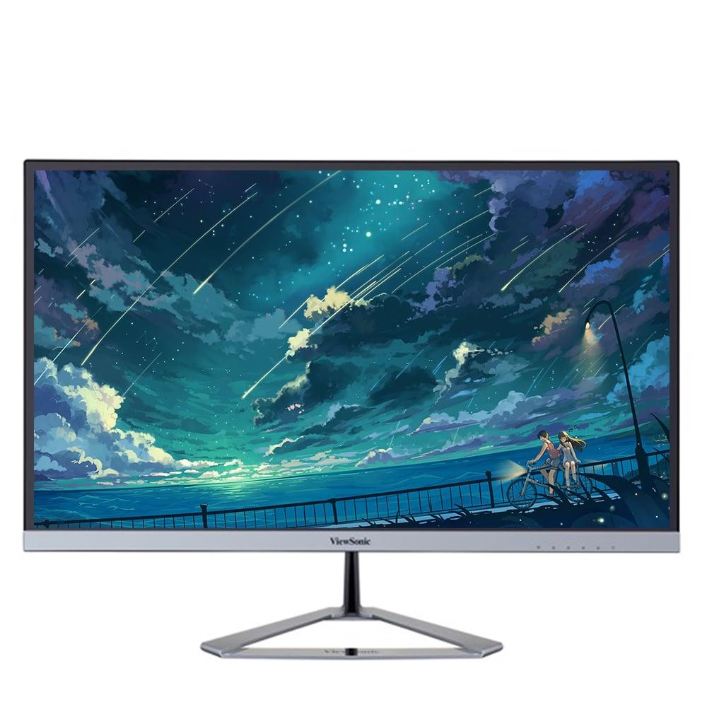 Màn hình siêu mỏng ViewSonic VX2476-SMHD giá rẻ – GEARVN.COM