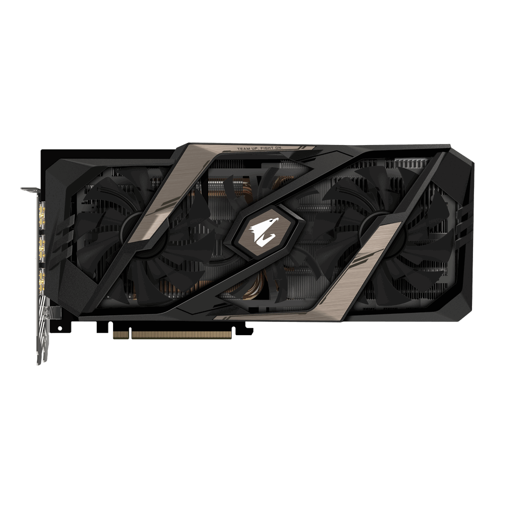 GIGABYTE AORUS GeForce® RTX 2070 XTREME 8G