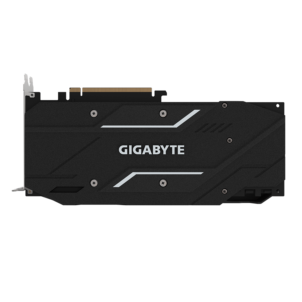 GIGABYTE GeForce RTX™ 2060 WINDFORCE OC 6G