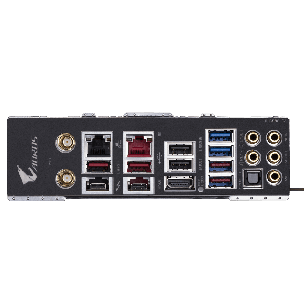 GIGABYTE Z390 AORUS XTREME WATERFORCE 5G With I9-9900K