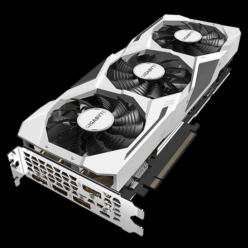 GeForce RTX 2070 SUPER GAMING OC WHITE 8G