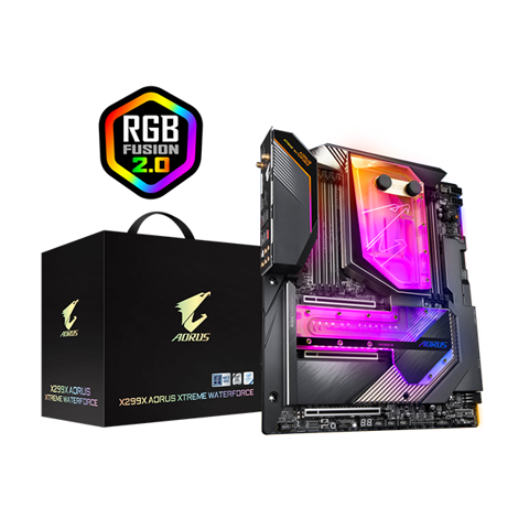 X299X AORUS XTREME WATERFORCE (rev. 1.0)