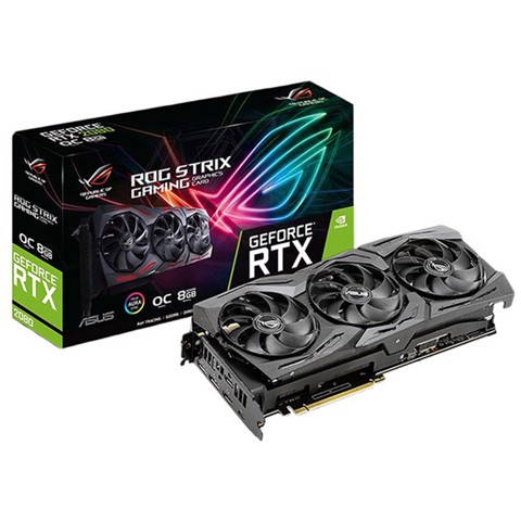 ROG Strix GeForce® RTX 2080 OC edition 8GB GDDR6