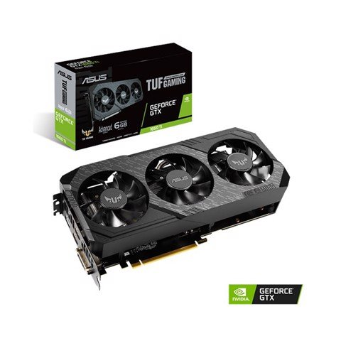 ASUS TUF3 GeForce GTX 1660Ti A6G GAMING