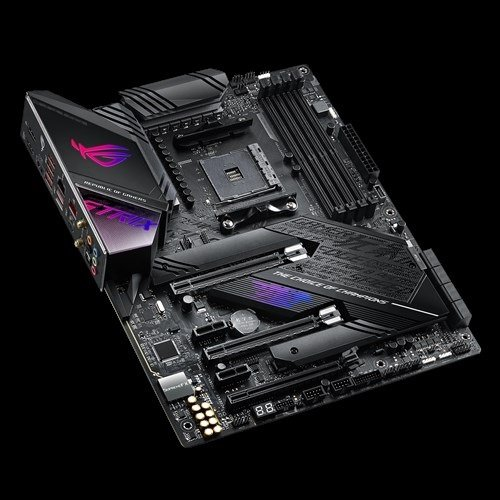 ASUS ROG STRIX X570 E-GAMING (AMD Socket AM4)