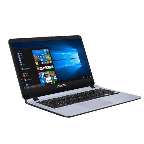 Laptop Asus Vivobook X407UF-BV058T Xám