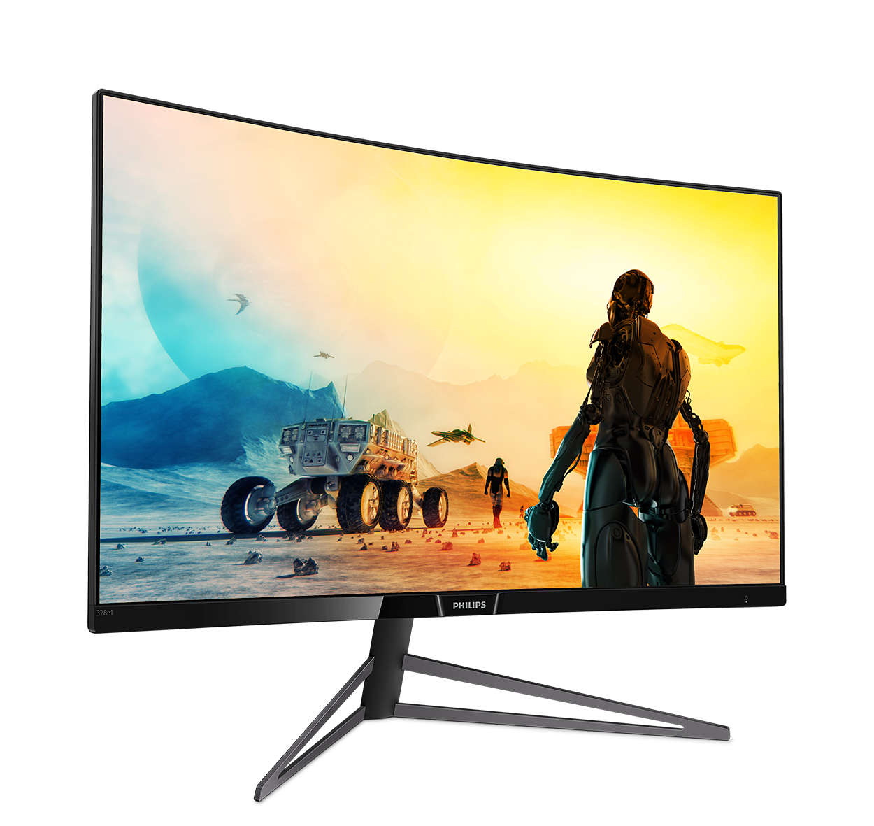 "(VA 32"" Curved) Philips 328M6FJMB - 144Hz-2K"