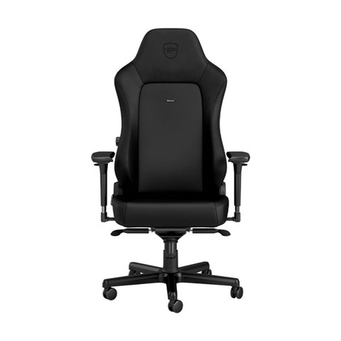 Ghế Gaming Noble Chair - Hero Short Gas Lift Black Edition