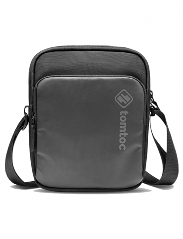 TÚI ĐEO CHÉO TOMTOC (USA) MINI CROSSBODY FOR TECH ACCESSORIES AND IPAD MINI 7.9INCH – H02-A03D