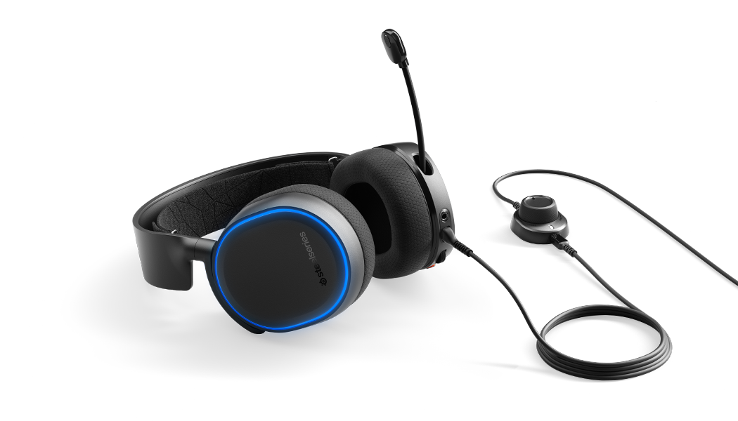 Tai nghe SteelSeries Arctis 5 Black Edition - 2019 Edition