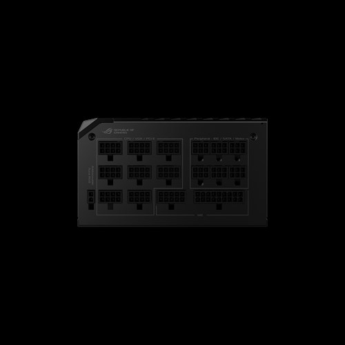 (1200W Platinum) ASUS Rog Thor 1200P 80 PLUS® Platinum