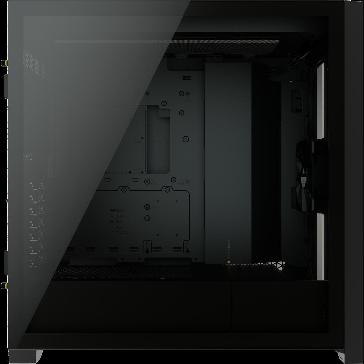 GEARVN.COM - Case Corsair 5000D Tempered Glass Black